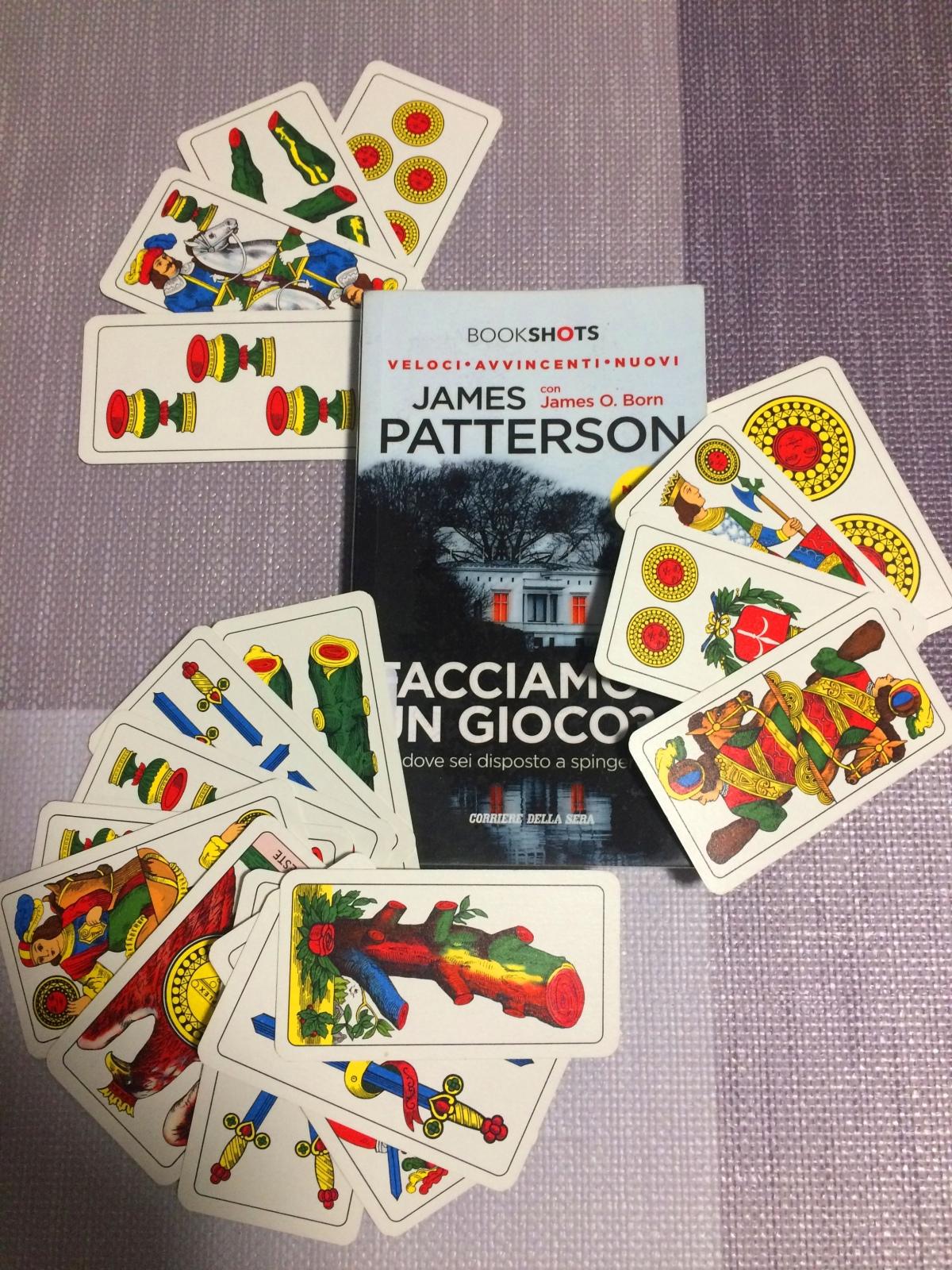 Facciamo un gioco di Richard Patterson con James O. Born⭐️⭐️⭐️